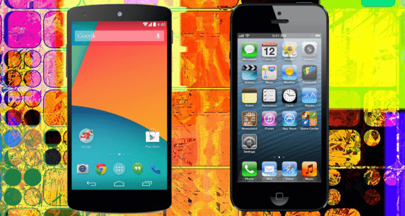 android vs ios user experience