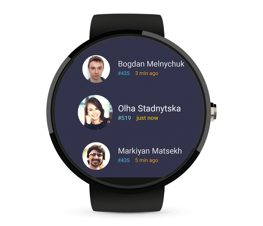 Android wearables